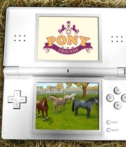 Pony Friends Boxart