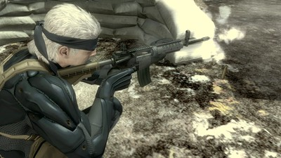 Metal Gear Solid 4: Guns of the Patriots Screenshot - 971284