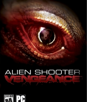 Alien Shooter: Vengeance Boxart