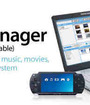 Media Manager for PSP Image