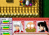 Inuyasha: Secret of the Divine Jewel Image