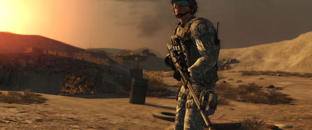Tom Clancy's Ghost Recon Advanced Warfighter 2 - Feature