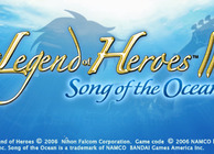 The Legend of Heroes III: Song of the Ocean Image