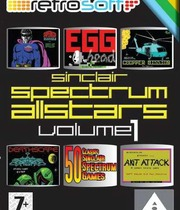 Spectrum Allstars Volume 1 Boxart