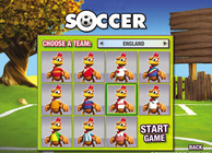 Crazy Chicken Soccer Image
