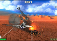After Burner: Black Falcon Image