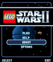 LEGO Star Wars II Mobile Boxart