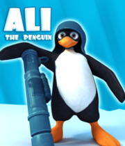 Ali The Penguin Boxart