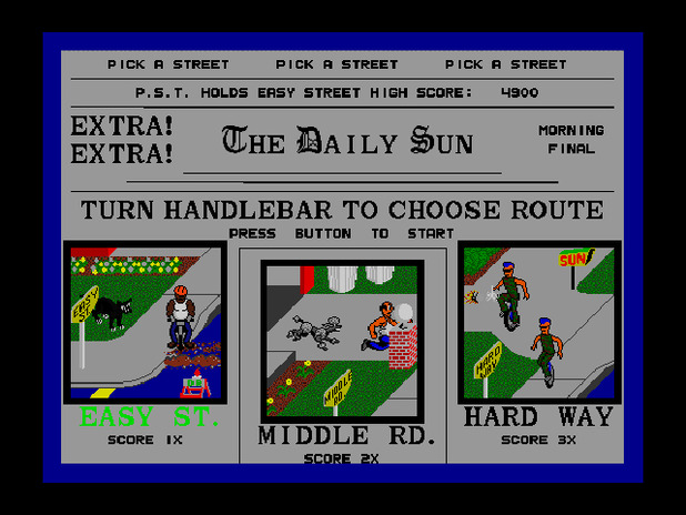 Paperboy Screenshot - 974180