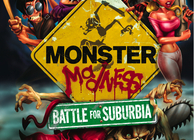 Monster Madness: Battle for Suburbia Image