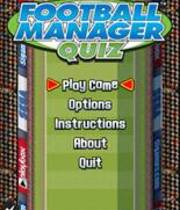Football Manager Quiz Boxart