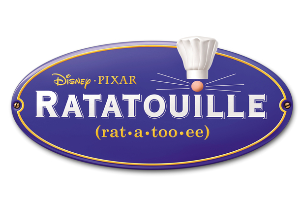 Ratatouille Logo - 974741