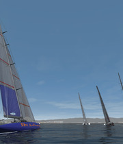 32nd America's Cup - The Game Boxart