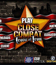 Close Combat – Cross of Iron Boxart