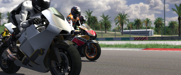 MotoGP 07 - Feature