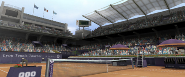 Smash Court Tennis 3 - Feature