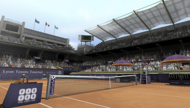 Smash Court Tennis 3 Screenshot - 976624