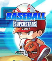 Baseball Superstars 2007 Boxart