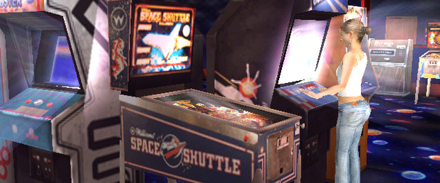 Pinball Hall of Fame - The Williams Collection - Feature