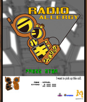 Radio Allergy Boxart