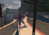 Tony Hawk's Downhill Jam Image