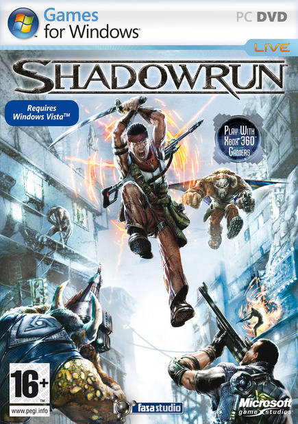 Shadowrun Packshot - 977554