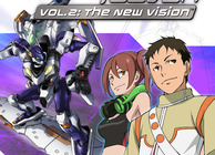 Eureka Seven Vol. 2: The New Vision Image