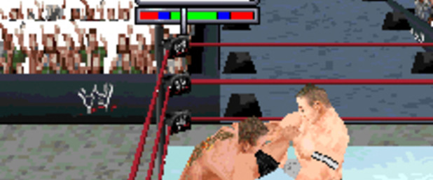 WWE Smackdown Vs. Raw 2008 - Feature