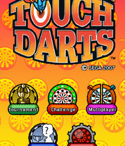 Touch Darts Boxart