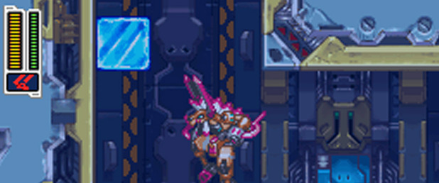 Mega Man ZX Advent - Feature