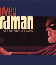 Harvey Birdman: Attorney at Law Boxart