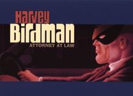 Harvey Birdman: Attorney at Law Image