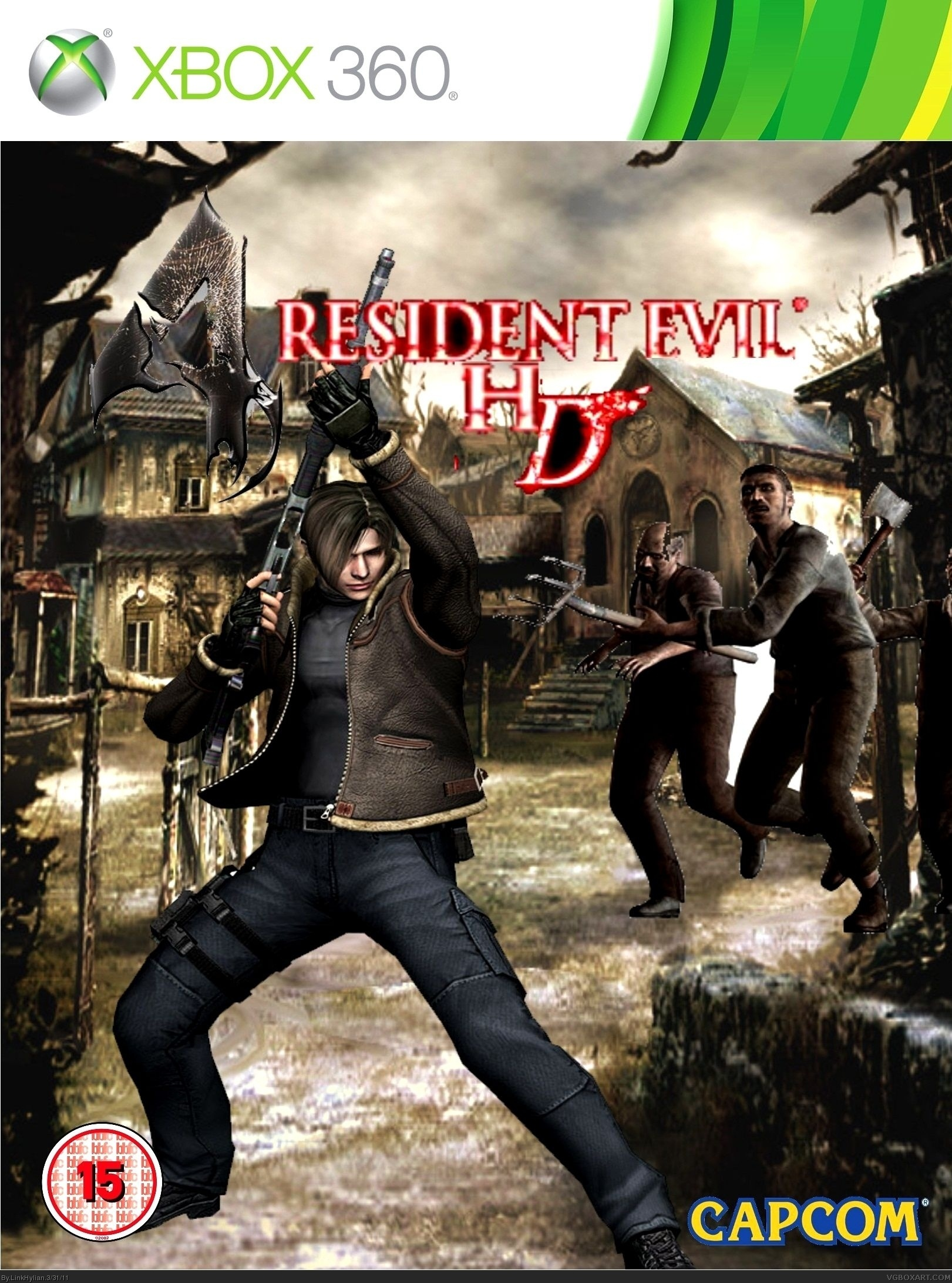 Resident Evil 4 Hd Screenshots And Game Art Gamezone