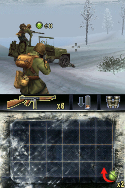Brothers in Arms DS Screenshot - 978763