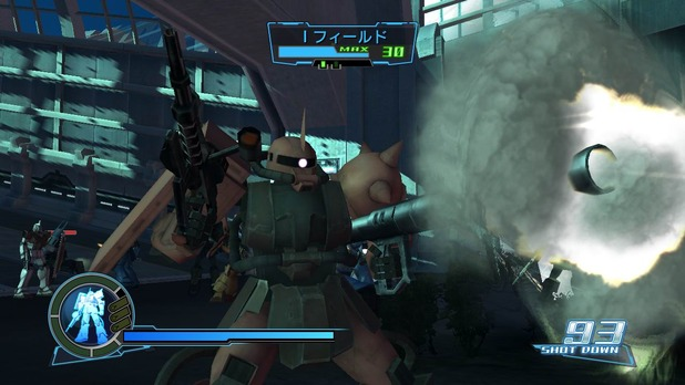 Dynasty Warriors: Gundam Screenshot - 979758