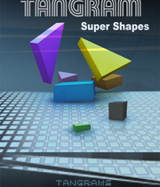 Tangram Super Shapes Boxart