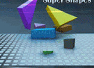 Tangram Super Shapes Image