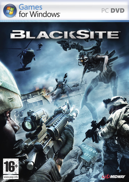 BlackSite: Area 51 Packshot - 981002