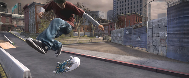 Tony Hawk's Proving Ground - Feature