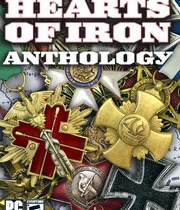 Hearts of Iron Anthology Boxart