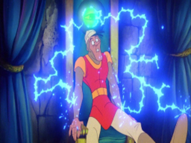 Dragon's Lair Screenshot - 982239
