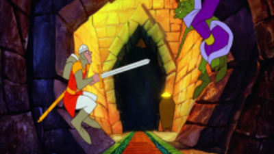 Dragon's Lair Screenshot - 982241