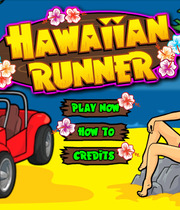 Hawaiian Runner Boxart