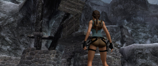 Tomb Raider: Anniversary - Feature