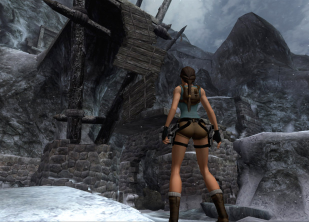 Tomb Raider: Anniversary Screenshot - 982411