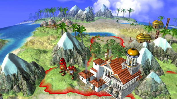 Sid Meier's Civilization Revolution Screenshot - 983878