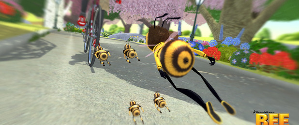Bee Movie Game - Feature