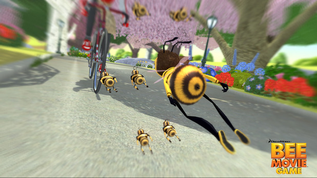 Bee Movie Game Screenshot - 984076