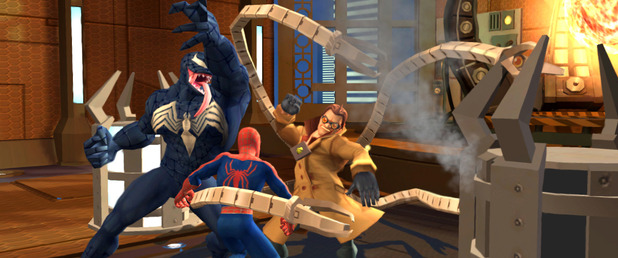 Spider-man: Friend or Foe - Feature