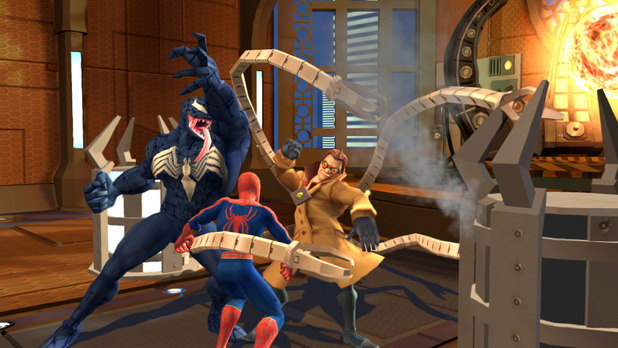 Spider-man: Friend or Foe Screenshot - 984079
